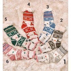 Calcetines de borregito