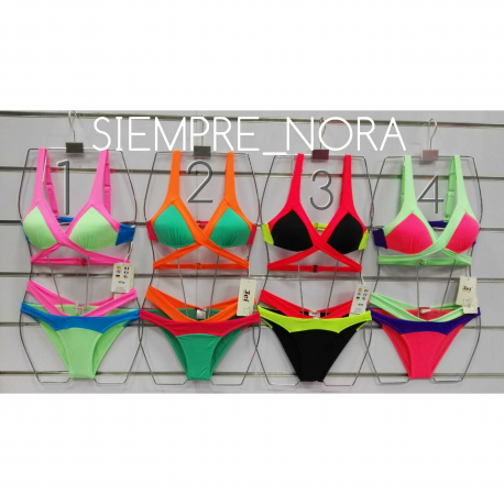 Bikini Tricolor